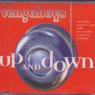 Vengaboys - Up And Down - UK  CD Single