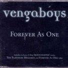 Vengaboys - Forever As One - UK  CD Single