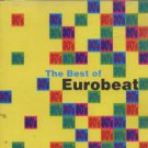 Various Artists - The Best Of Eurobeat  80's - UK  CD