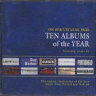 Various Artists - 1995 Mercury Music Prize Ten Albums Of The Year - UK  CD