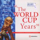 Various - The World Cup Years - UK  CD Single