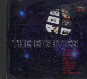 Various - The Eighties - UK  CD