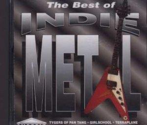 Various - The Best Of Indie Metal - UK  CD