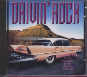 Various - Drivin' Rock - UK  CD