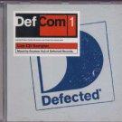 Various - Defcom 1- Defected - UK Promo  CD