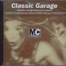 Various - Classic Garage Vol 1 - UK  CD