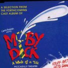 Various - A Selection from Moby Dick - UK Promo  CD Single