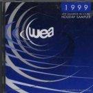 Various - 4th Quarter In Store Sampler - UK Promo  CD