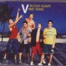V - Blood Sweat & Tears - UK Promo  CD Single