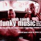 Utah Saints - Funky Music - UK  CD Single