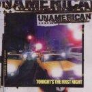Unamerican - Tonight's The First Night - UK  CD Single