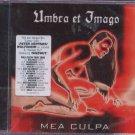 Umbra et Imago - MEA CULPA - UK  CD