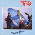 TWA - Nasty Girls - UK CD Single