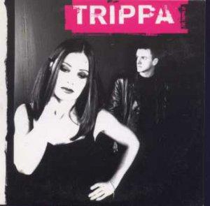 Trippa - Trippa EP - UK Promo  CD Single