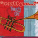 Touch And Go - Would You...? - UK  CD Single