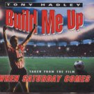 Tony Hadley - Build Me Up - UK  CD Single
