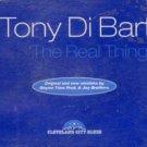 Tony Di Bart - The Real Thing - UK CD Single
