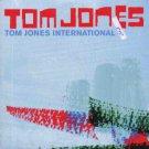 Tom Jones - Tom Jones International - UK Promo  CD Single