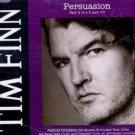 Tim Finn - Persuasion - UK  CD Single