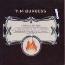 Tim Burgess - I Believe In The Spirit - UK Promo  CD Single