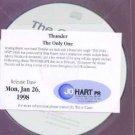 Thunder - The Only One - UK Promo  CD Single