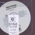 Three Drives - Greece 2000 - UK  CD Single