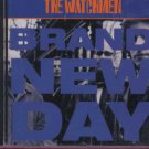 The Watchmen - Brand New Day - UK  CD