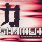 The Shamen - Show Of Strength EP - UK  CD Single