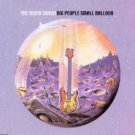 The River Swans - Big People Small Balloon - UK CD Single