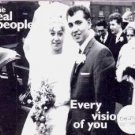 The Real People - Every Vision Of You - UK CD Single