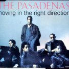 The Pasadenas - Moving In The Right Direction - UK CD Single