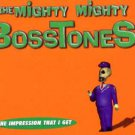 The Mighty Mighty Bosstones - The Impression That I Get - UK CD Single