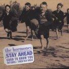 The Hormones - Stay Ahead - UK  CD Single