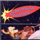 The Deluxtone Rockets - Self Titled - US Promo CD