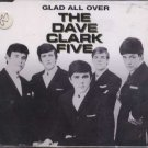 The Dave Clark Five - Glad All Over - UK  CD Single