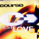 The Course - Best Love - UK  CD Single