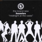 The Brand New Heavies - Midnight At The Oasis - UK Promo  CD Single