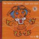 The Boho Sub Band - Jiggle Your Roots - UK  CD Single
