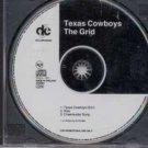Texas Cowboys - The Grid - UK Promo CD Single