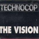 Technocop - The Vision - UK  CD Single