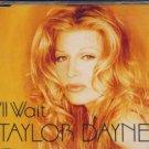Taylor Dayne - I'll Wait - UK  CD Single
