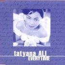 Tatyana Ali - Evertime - UK CD Single