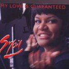 Sybil - My Love Is Guaranteed - UK CD Single
