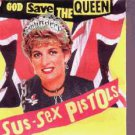 Sus-Sex Pistols - God Save The Queen - UK CD