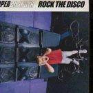 Supercharger - Rock The Disco - UK  CD Single