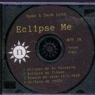 Sumu & Dark Lord - Eclipse Me - UK Promo  CD Single