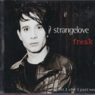 Strangelove - Freak - UK  CD Single
