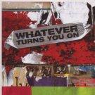 Staind/POD/Kid Rock/OPM/Bush - Whatever Turns You On - UK Promo CD Single