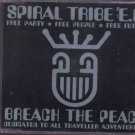 Spiral Tribe - Breach The Peace Ep - UK  Cd Single