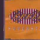 Spell - Superstar - UK  CD Single
